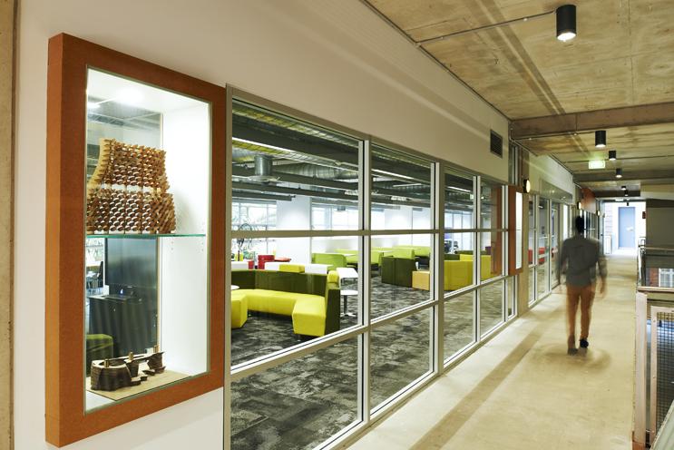 Queensland University Of Technology D Block Creative Industries School Of  Design U2013 Dwp