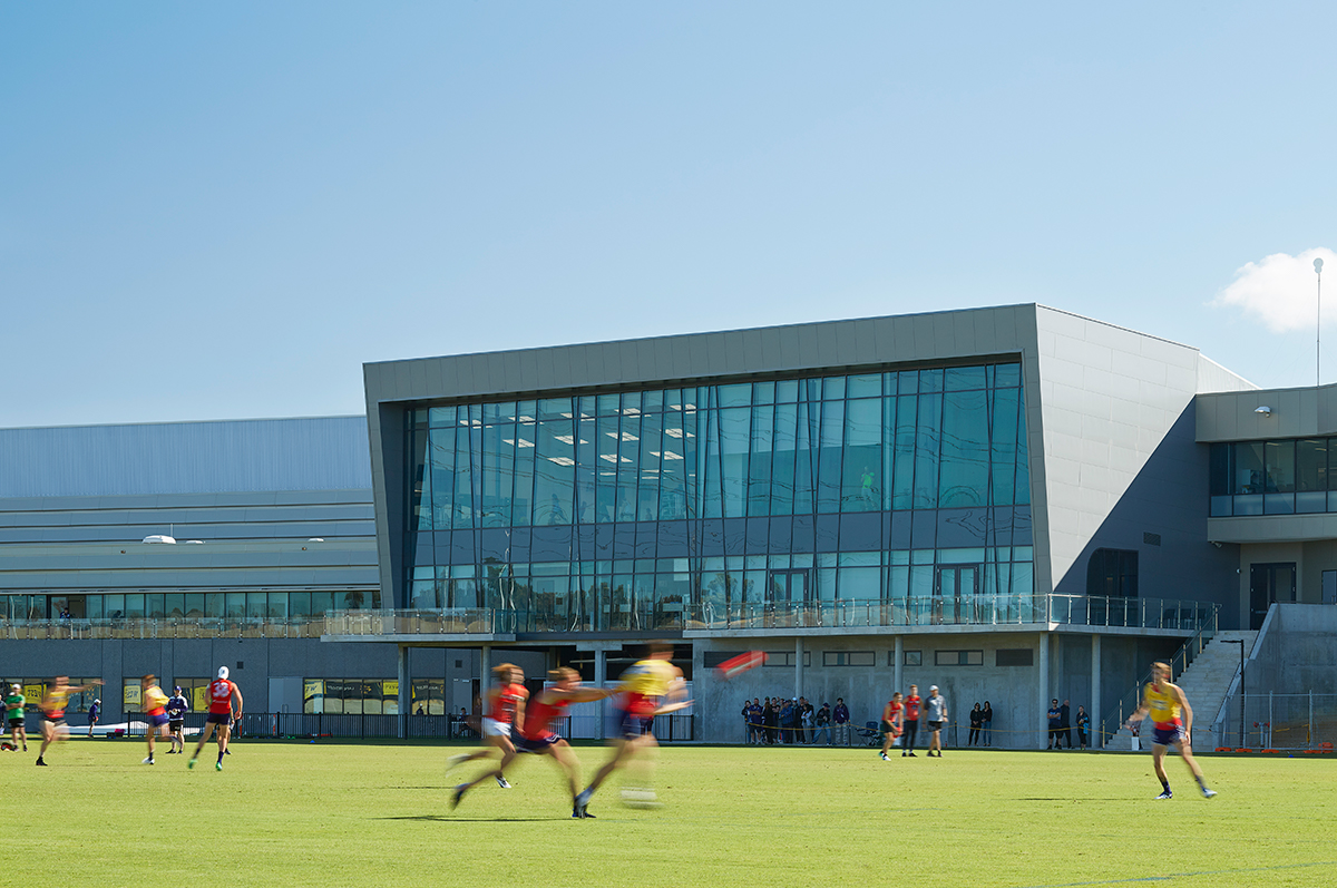 CockburnARC Football Field
