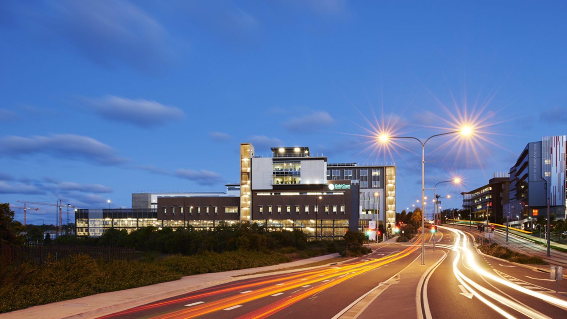 Gold Coast Private Hospital - dwp