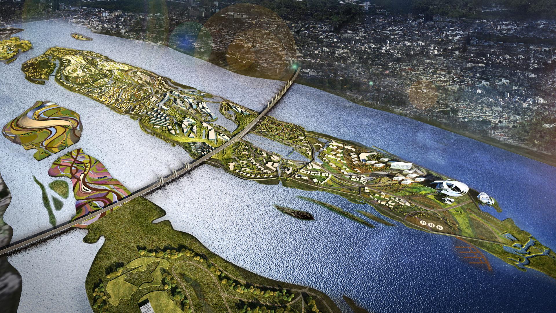 Eco Island Masterplan 02