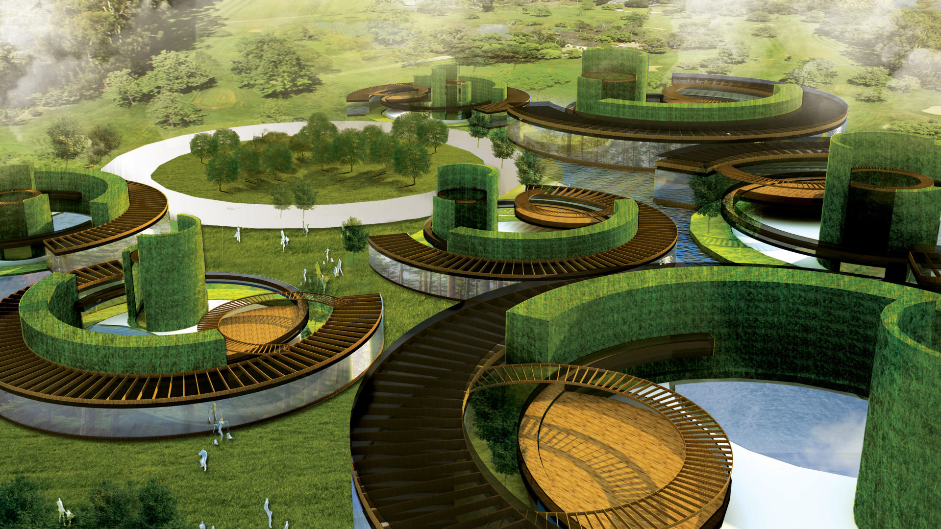 Eco Island Masterplan 06