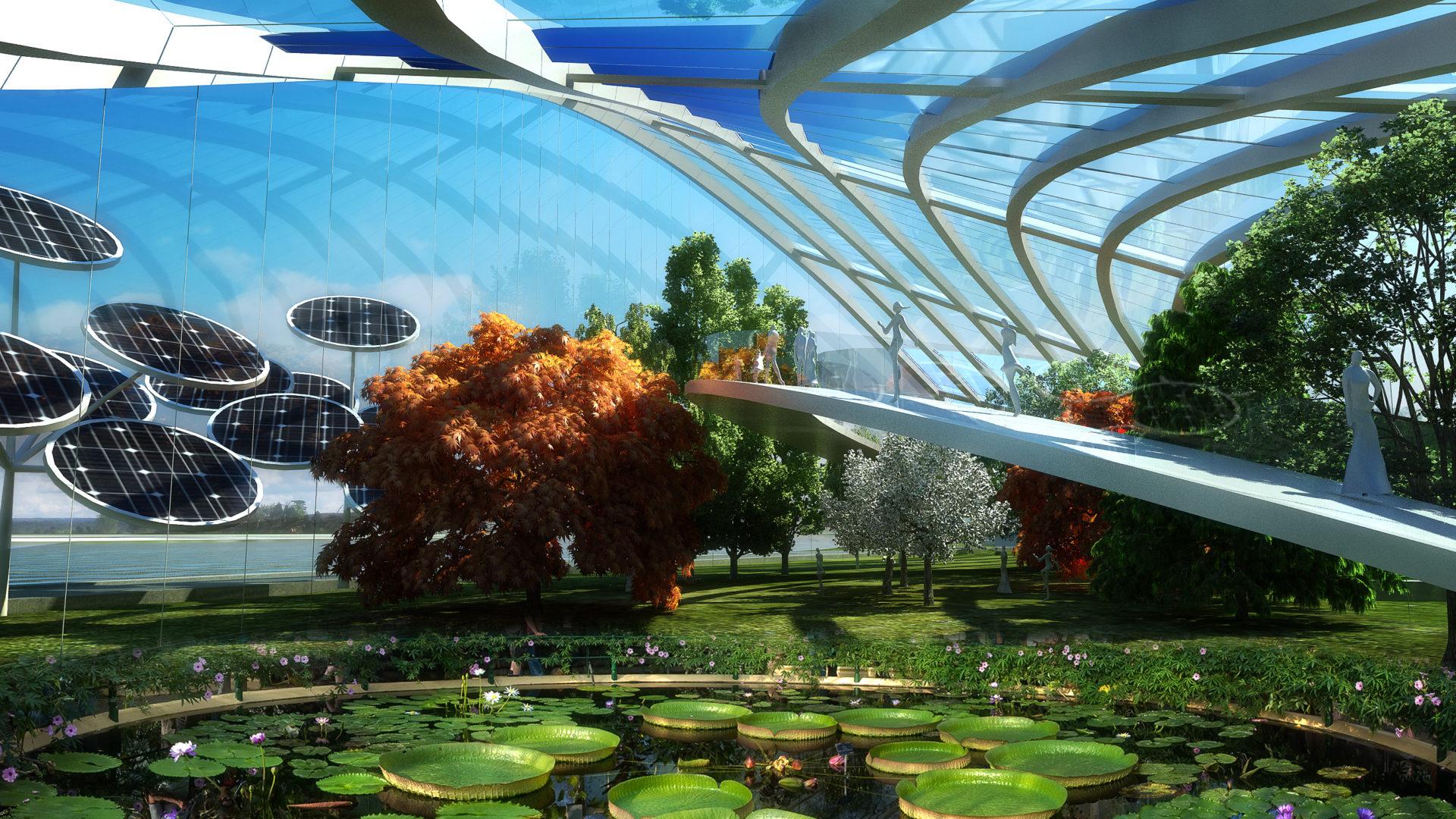 Eco Island Masterplan 07