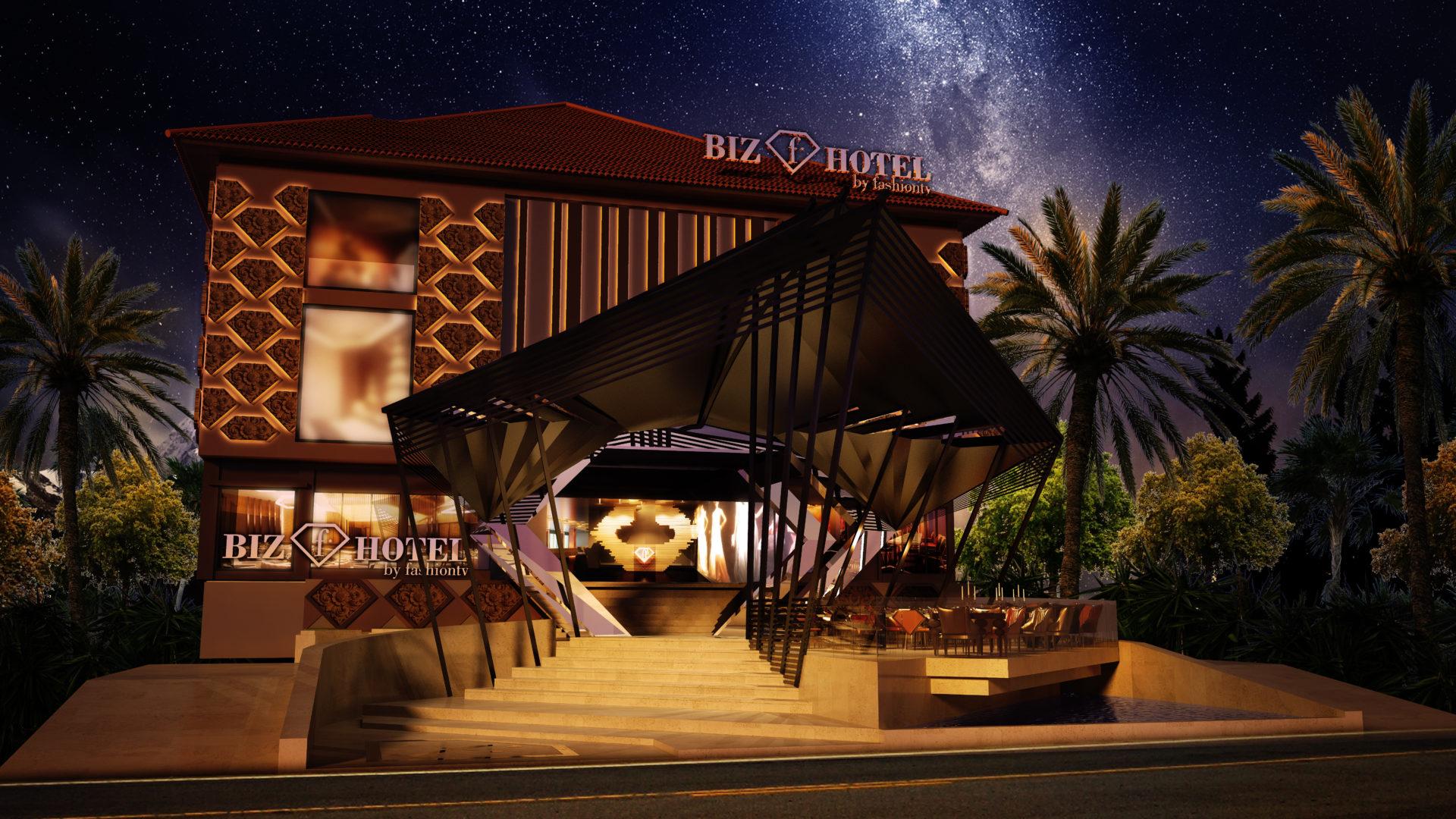 Hotel Renon Denpasar 03