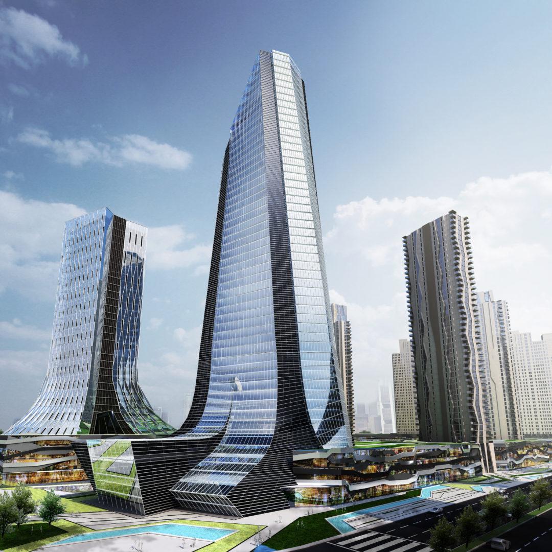 Linca Centre of Fujian 01