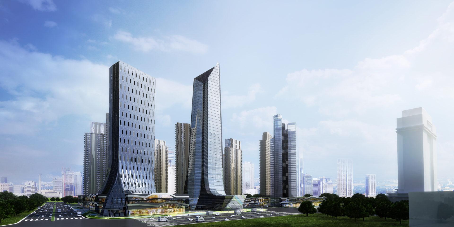 Linca Centre of Fujian 02