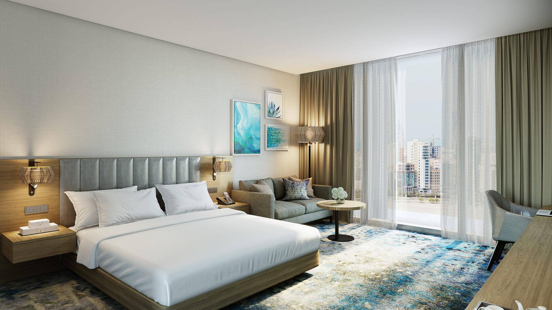 Avenue Guestroom 181009