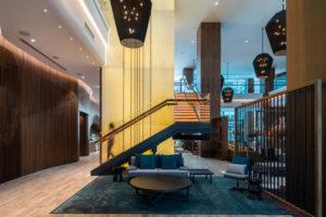 novotel lobby design