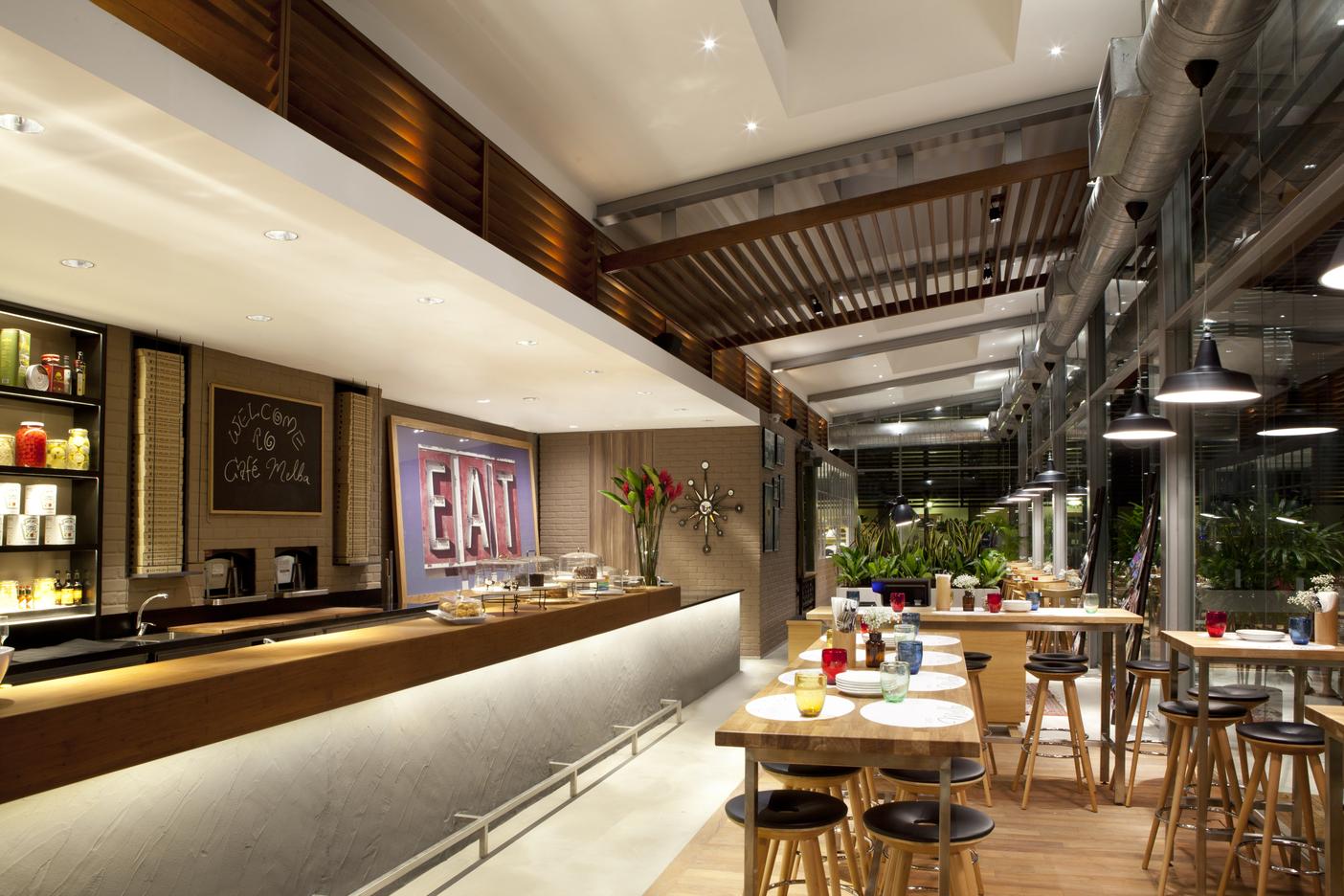 designphase dba - Cafe Melba 8