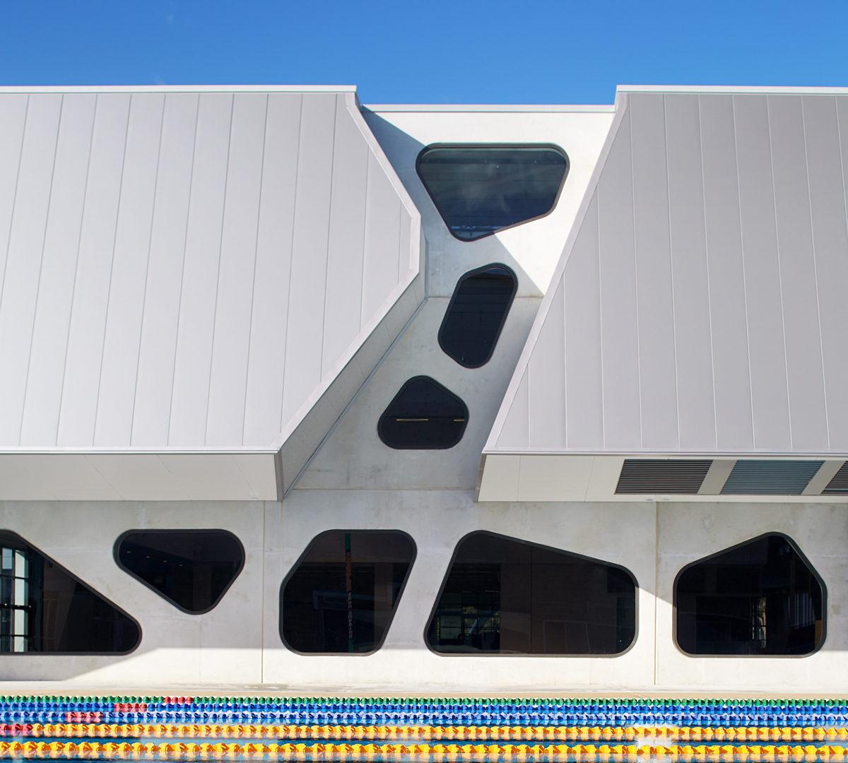 WAIS, Architect: dwp | suters and Sandover Pinder