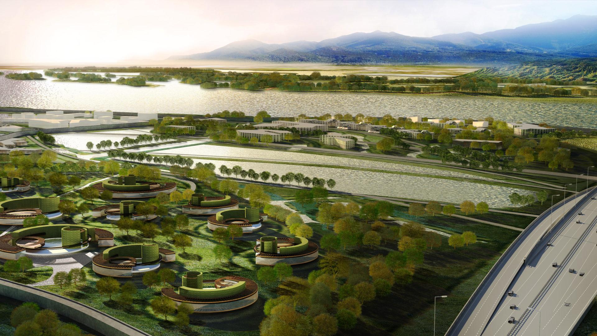 Eco Island Masterplan 05