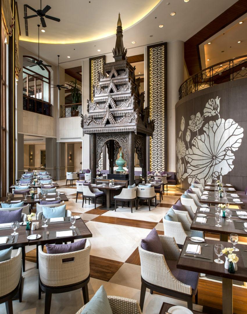 Chatrium remarkable restaurant