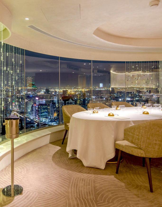 lebua luxury restaurant