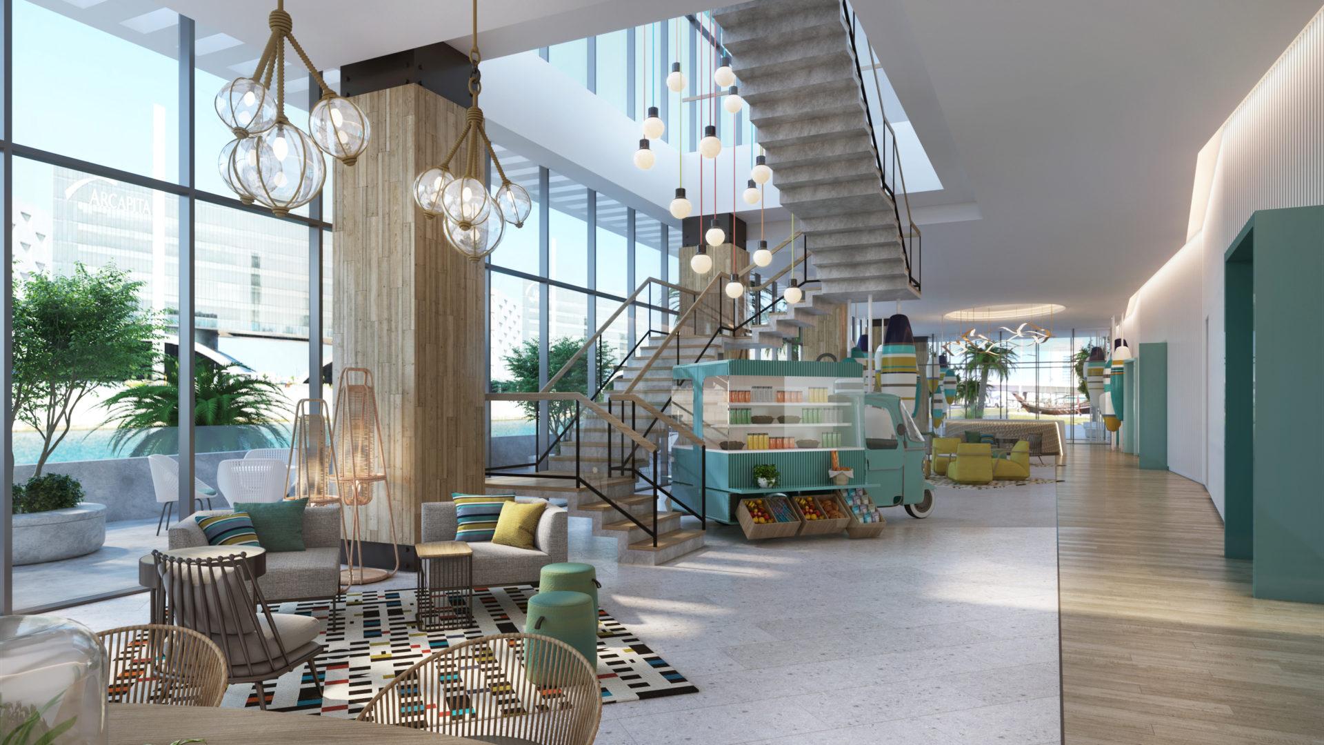 Hilton Bahrain_Lobby_180709