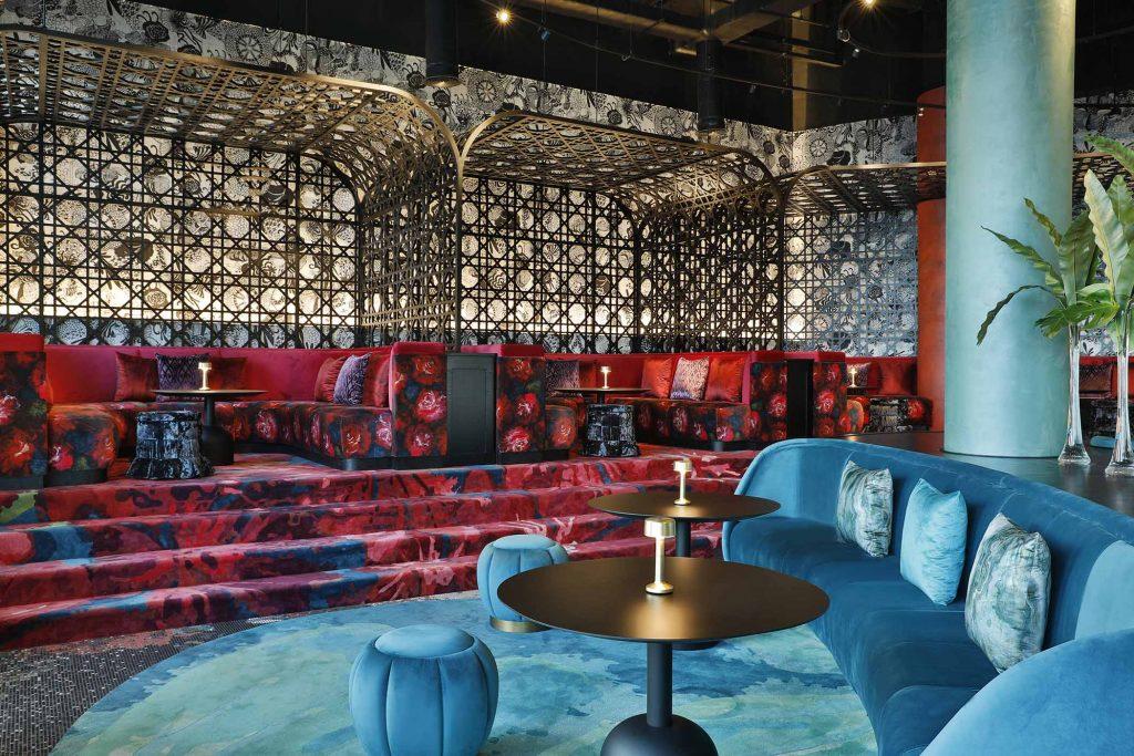 W Abu Dhabi - Yas Island Superbloom Living Room